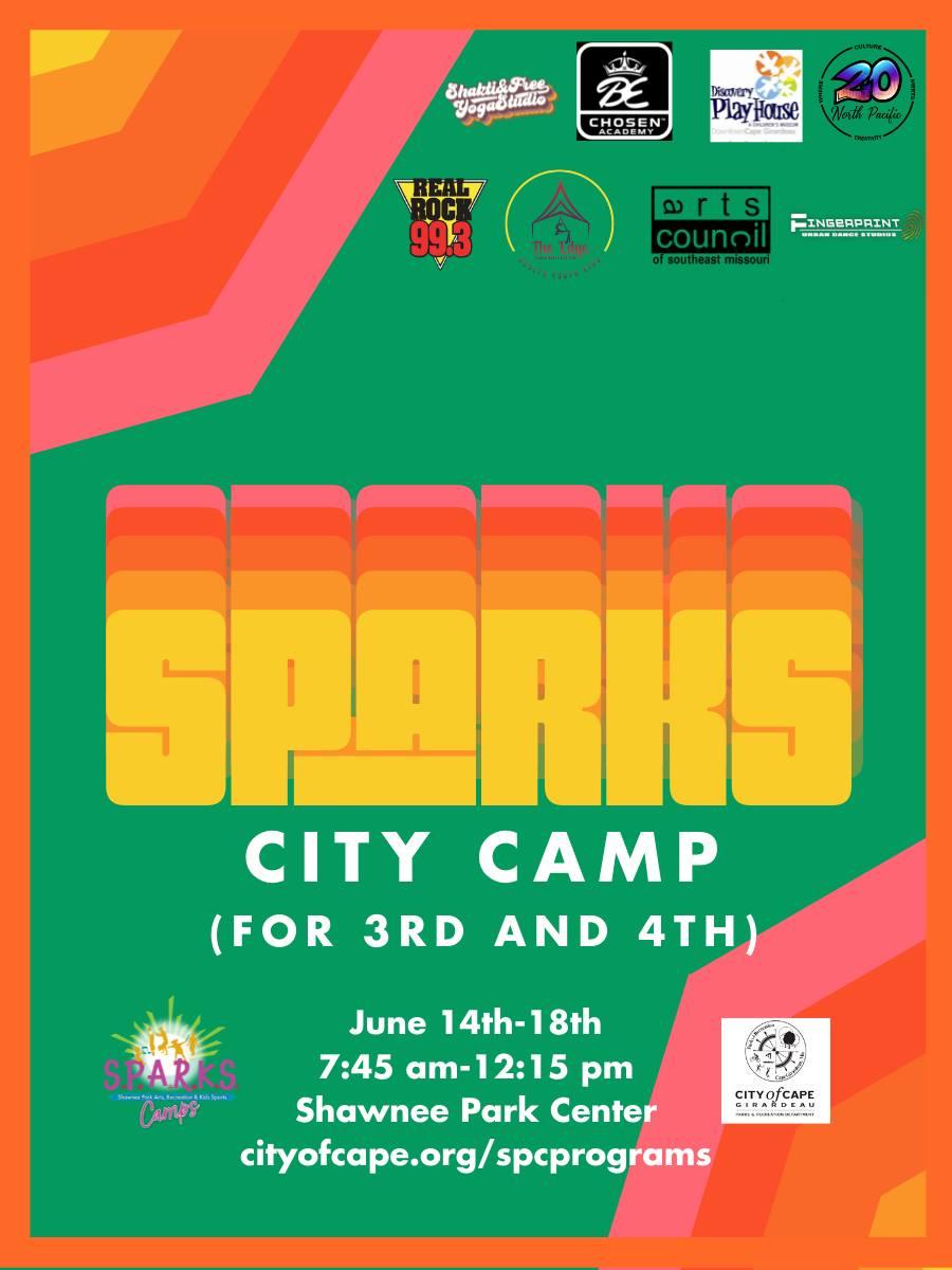 Sparks Art Camp